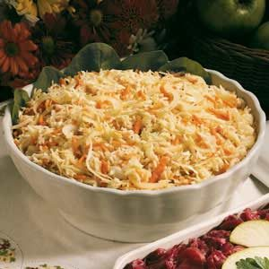 Overnight Slaw Recipe