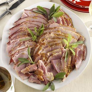 Spice-Rubbed Ham Recipe
