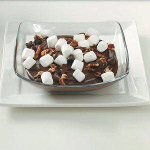 Rocky Road Pudding Cups Recipe
