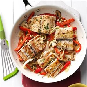 Easy Fish Recipes Ready in 30 Minutes