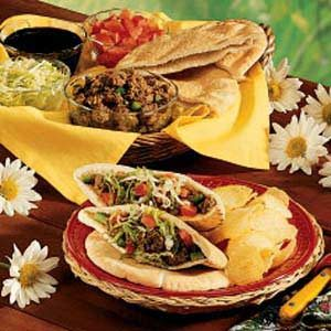 Potluck Pockets Recipe
