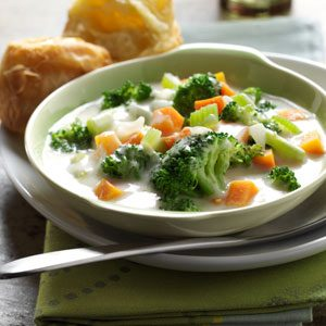Best Broccoli Soup Recipe