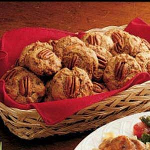Prune-Pecan Cookies Recipe