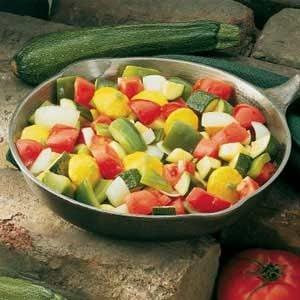 Zucchini Provencal Recipe