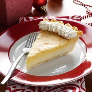 Texas Lemon Chess Pie Recipe