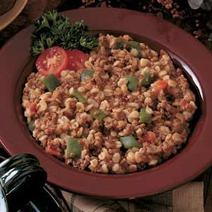 Beef and Barley Mulligan Recipe