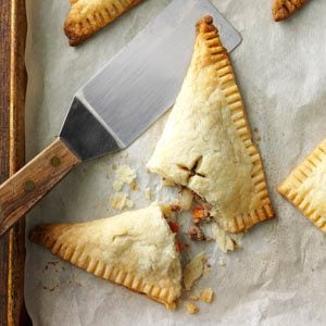 Easy Cornish Pasties Recipe