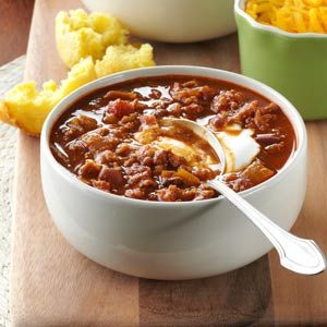 Vegetarian Red Bean Chili