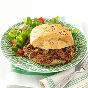 Sweet & Savory Slow-Cooked Beef Recipe