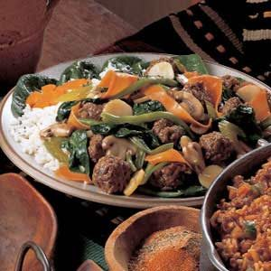 East-West Stir-Fry Recipe