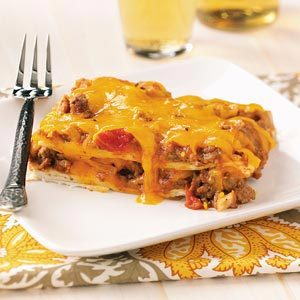 Enchilada Lasagna Recipe