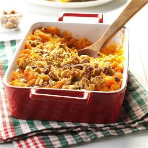 Sweet Potato Praline Casserole Recipe
