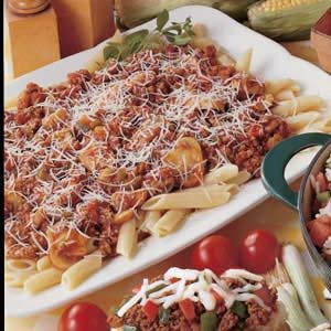 Herbed Italian Meat Sauce Recipe