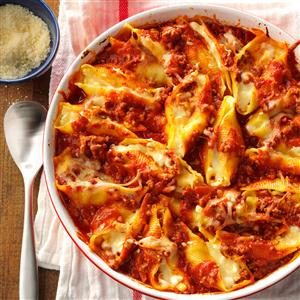 Italian Stuffed Shells