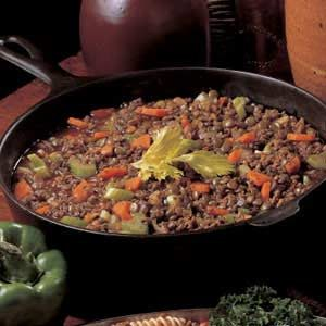 Lentil Stew Recipe