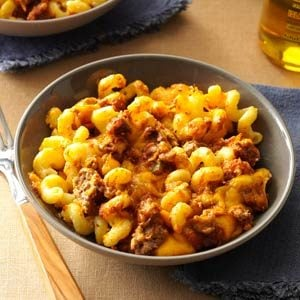 Mexican Pasta Bake Recipe