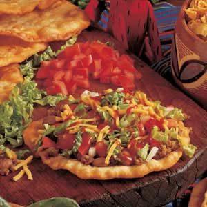 Navajo Tacos Recipe