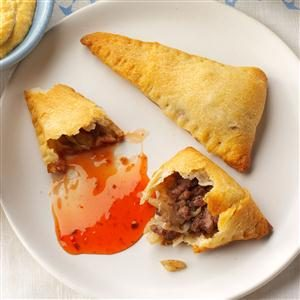 Asian Triangles Recipe