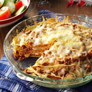 Pancake Lasagna Recipe