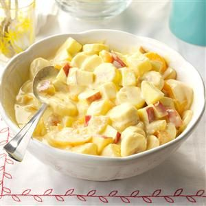 Aunt Marion's Fruit Salad Dessert Recipe