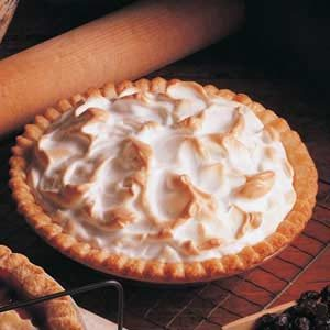 Grandma's Sour Cream Raisin Pie Recipe