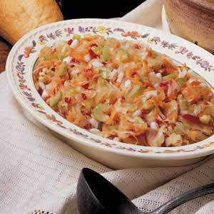 Sauerkraut Salad Recipe
