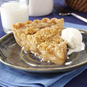 Tipsy Apple Pie Recipe