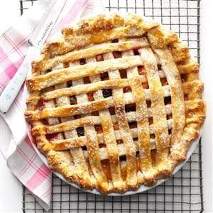 Apricot-Blackberry Pie Recipe