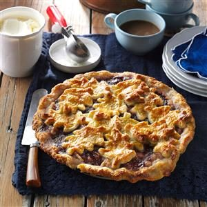 Pear Gruyere Pie Recipe