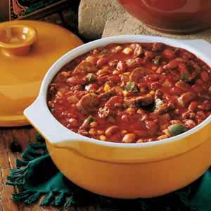 Hunter's Chili Recipe