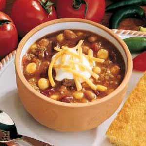 Mexican Bean Soup Recipe