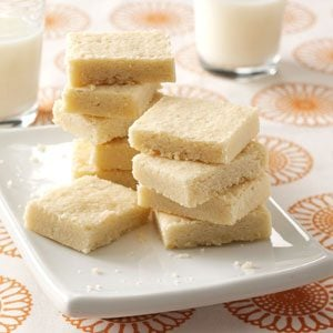 Scotch Shortbread Cookies Recipe