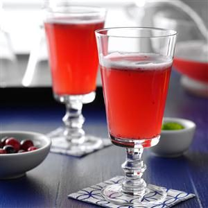 Christmas Cranberry Punch Recipe