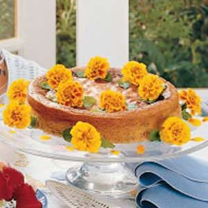 Marigold Cheesecake Recipe