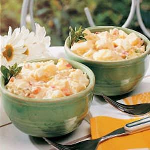 Old-Fashioned Potato Salad Recipe