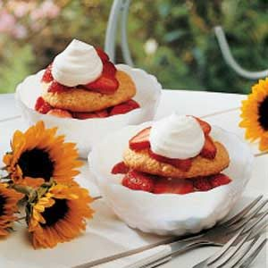Strawberry Biscuit Shortcake Recipe