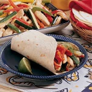 Contest-Winning Chicken Fajitas Recipe