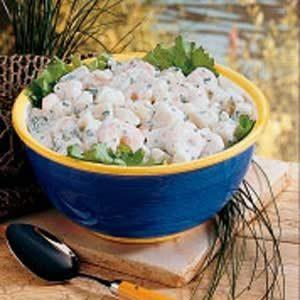 Shrimp Potato Salad Recipe