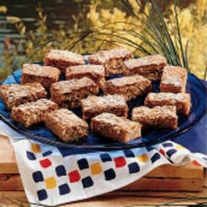 Chewy Pecan Pie Bars Recipe