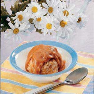 Caramel Fried Ice Cream Recipe