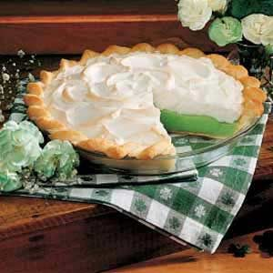 Shamrock Pie Recipe