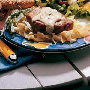 Pork in Mustard Sauce Recipe