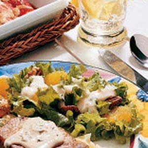 Orange Pecan Salad Recipe