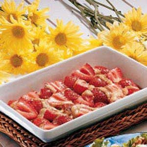 Strawberry Broil Recipe