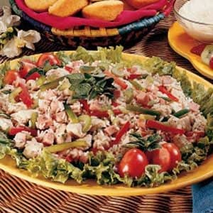 Summertime Main-Dish Salad