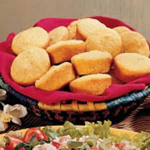 Corn Bread Muffins Recipe