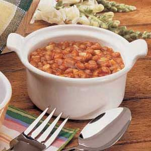 Baked Beans for Two Recipe