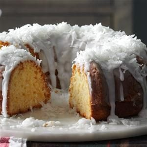 Top 10 Coconut Recipes