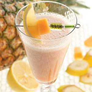 Fruity Summer Cooler Recipe