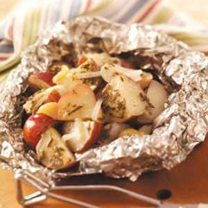 Red Potato Bundles Recipe